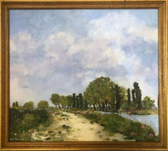 'Sanctify,' Oil on Canvas by Lane Palmisano
