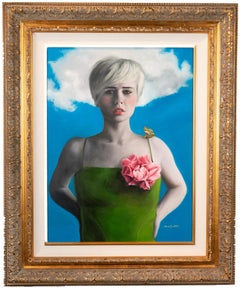 'Safe Passage,' Oil on Canvas by Sara Scribner