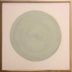 Circle in Blue Grey n.2