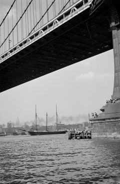 NYC Manhattan Bridge Divers c.1930