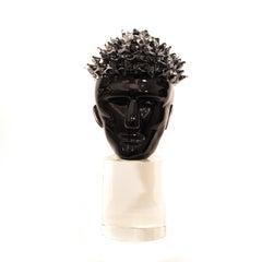 The Medicine Man, Sculpture Made in Glass, Kjell Janson and Silvano Signoretto