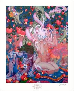 James Jean - Eden - Contemporary Art