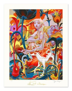James Jean - Forager - Contemporary Art