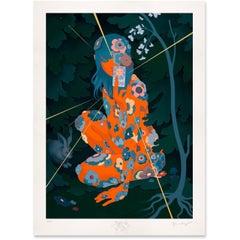 James Jean - Sun Tarot - Contemporary Art