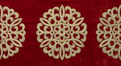 Brocade: Bootas (Motifs) - Embroidered Tapestry Wall Hanging