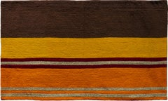 Raaga - Shree (Dusk) -  Embroidered Tapestry Wall Hanging