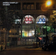 Invader Andrew Sharpley Vinyl LP 180G