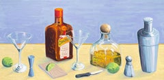 Shaken not stirred. Title - Margaritas for Two