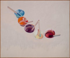 1980s Still-life Paintings