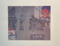 Preecha Thaothong Signed Limited Edition Lithograph
