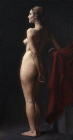 Nude Painting of Yasmina