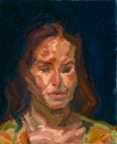Head of a Woman (Rowena)