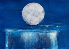 Raquel Sanchez, Full Moon, museum quality print in various sizes