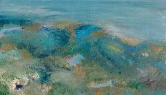 Raquel Sanchez, Ocean Cliff, museum quality print
