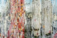 Eli Freiman, Abstract Urban Landscape, Photograph, c-print on Diasec, 100x150 cm