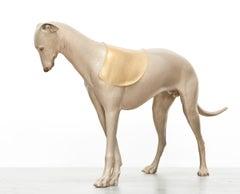 Sculpture: The Dog Series - My Companion no.3