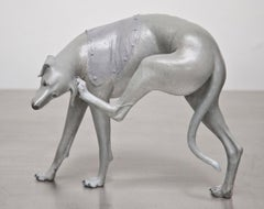 Sculpture: The Dog Series - My Companion no.10