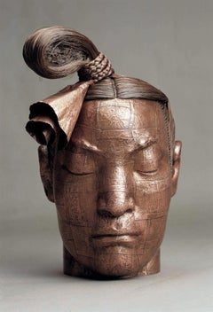 A Warrior no.6 (Head Portrait)