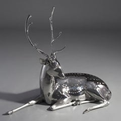 Animal Sculpture Sika Deer