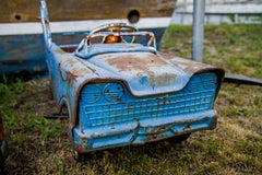 Peddle Car Blue