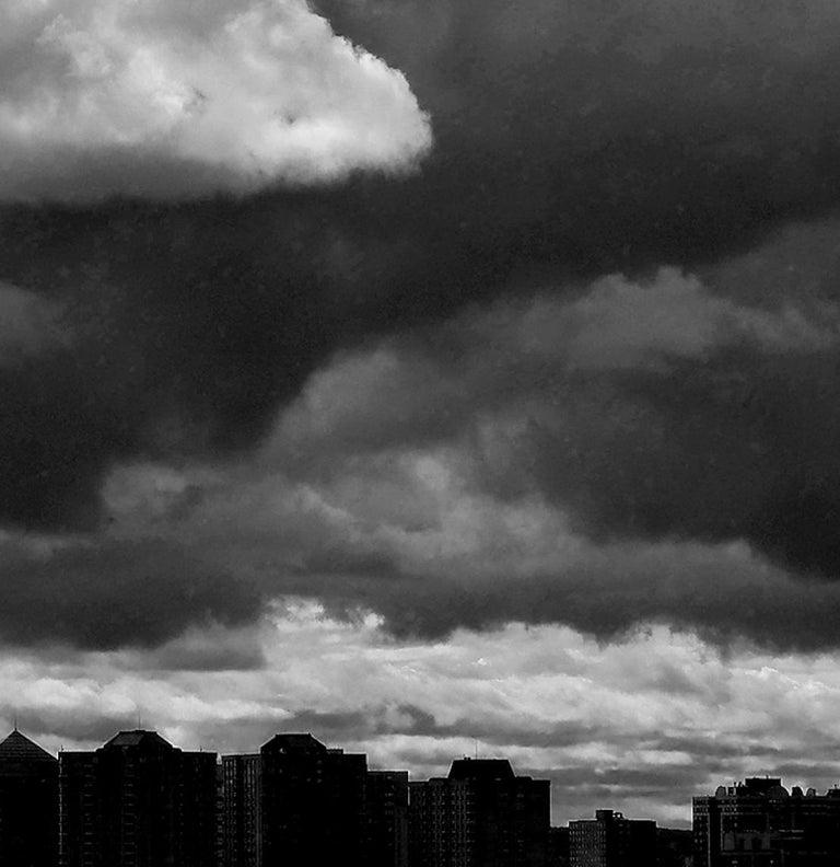 Not Alone - Black Figurative Photograph by Milo Hess