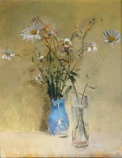 Adrian Parnell, Still life of flowers