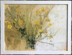 Adrian Parnell, Still life of buttercups
