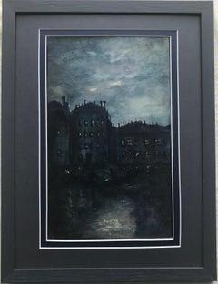 Gunner Mears, The Grand Canal, Venice, First World War interest, Outsider Art