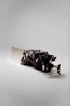 Driaan Claassen Luxury Bronze bench for Southern Guild