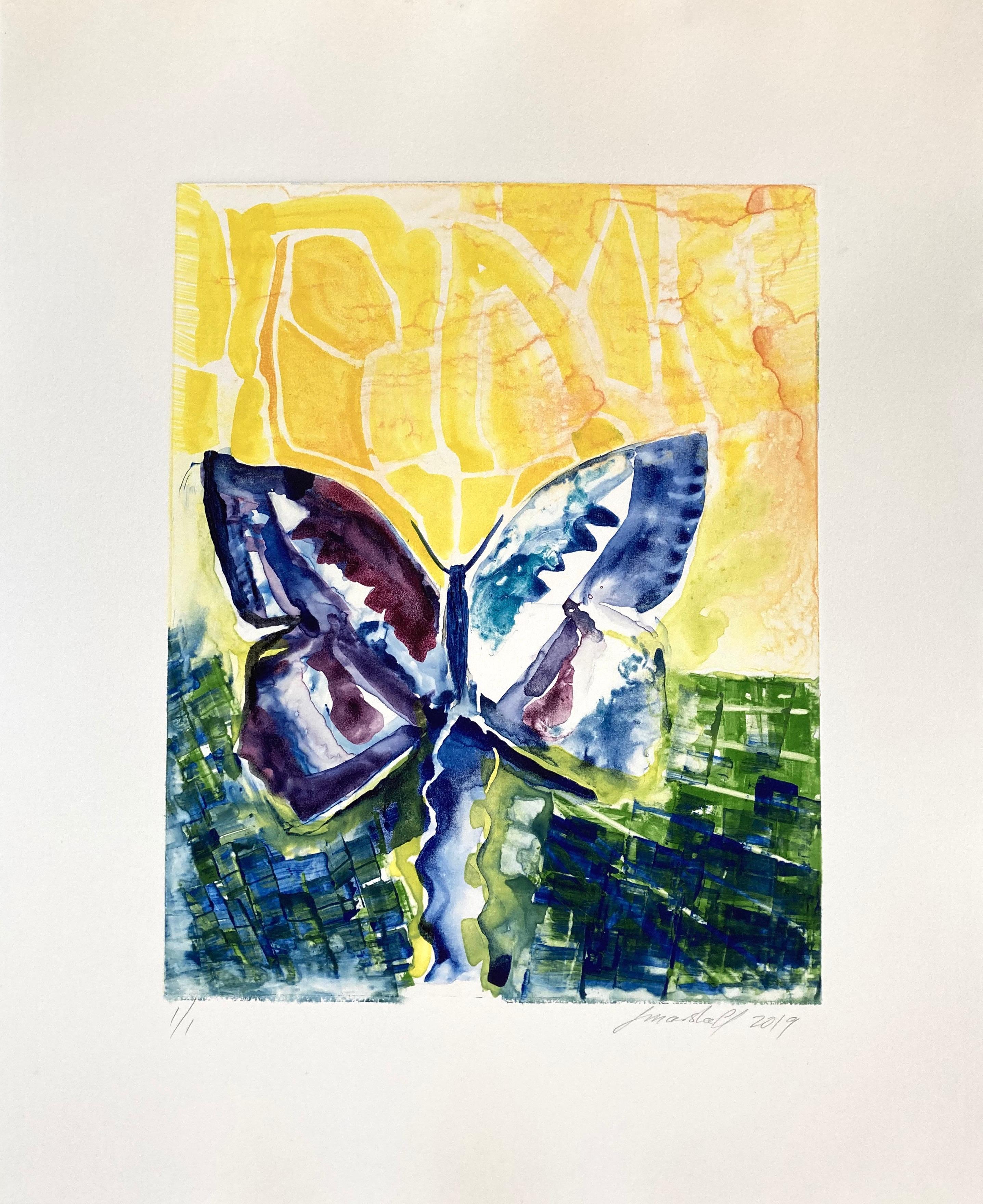 Butterfly Ascending