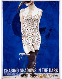 Chasing Shadows In The Dark - The Night Is Female