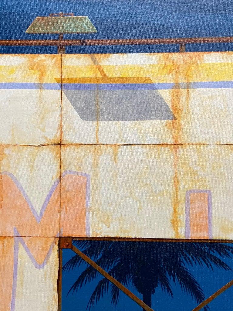 Timeless Highway — Richard Kulma b. 1959 (Realist, Pop, Surrealist) Oil 2015 For Sale 4