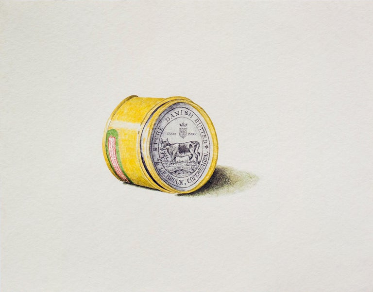 A master of her medium, Dalia Ramanauskas brings heightened focus to the memorabilia of daily life through her meticulous drawings of paper cups, playing cards and other everyday curiosities. Combining the sensibility of the old masters with the