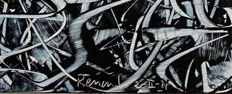 Finite - Painting by Edward Renouf