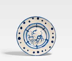 The Pike, Pablo Picasso, Ceramic, Sculpture, 1950's, Edited, Madoura Vallauris