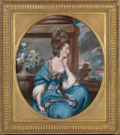 Portraits of the Hon. Mary Shuttleworth and Anna Maria, 9th Baroness Forrester