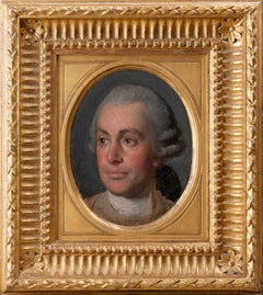 18th century portrait of the painter Nathaniel Dance