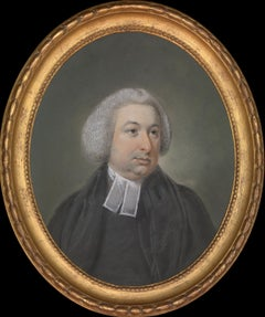 Eighteenth-century Irish portrait of the Rev. Henry Dabzac