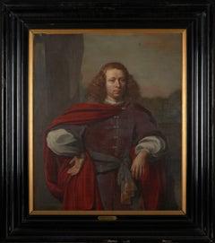 Portrait of a Gentleman in Three-Quarter-Length