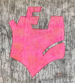 Pink abstract 2