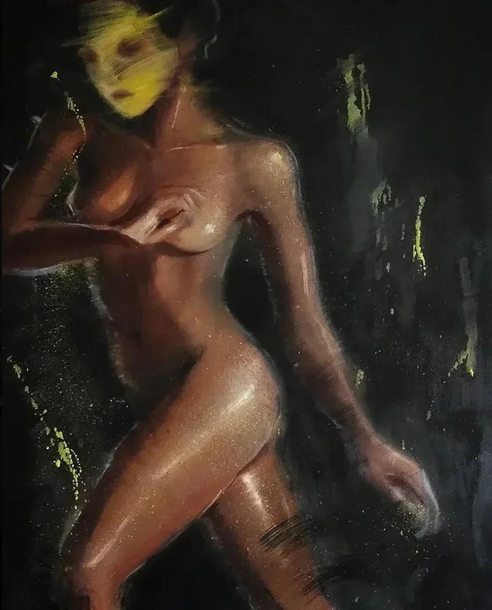 Vertical Paintings