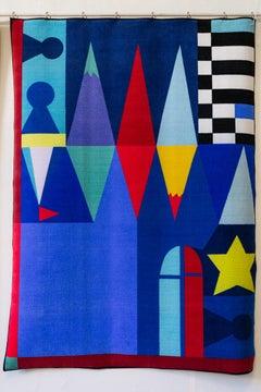 Tufted carpets «Children's dreams»