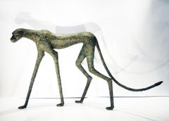 Kenya, Life-size animal bronze