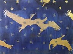 Cranes Sky Stars