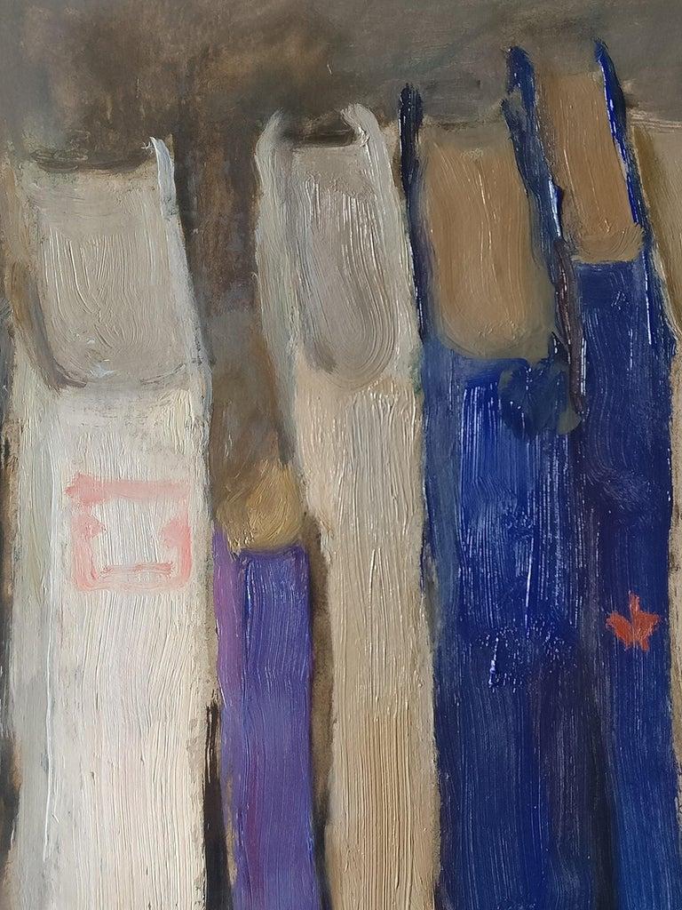 Still Life With Books - Samir Rakhmanov 21st Century Contemporary Oil Painting  For Sale 1
