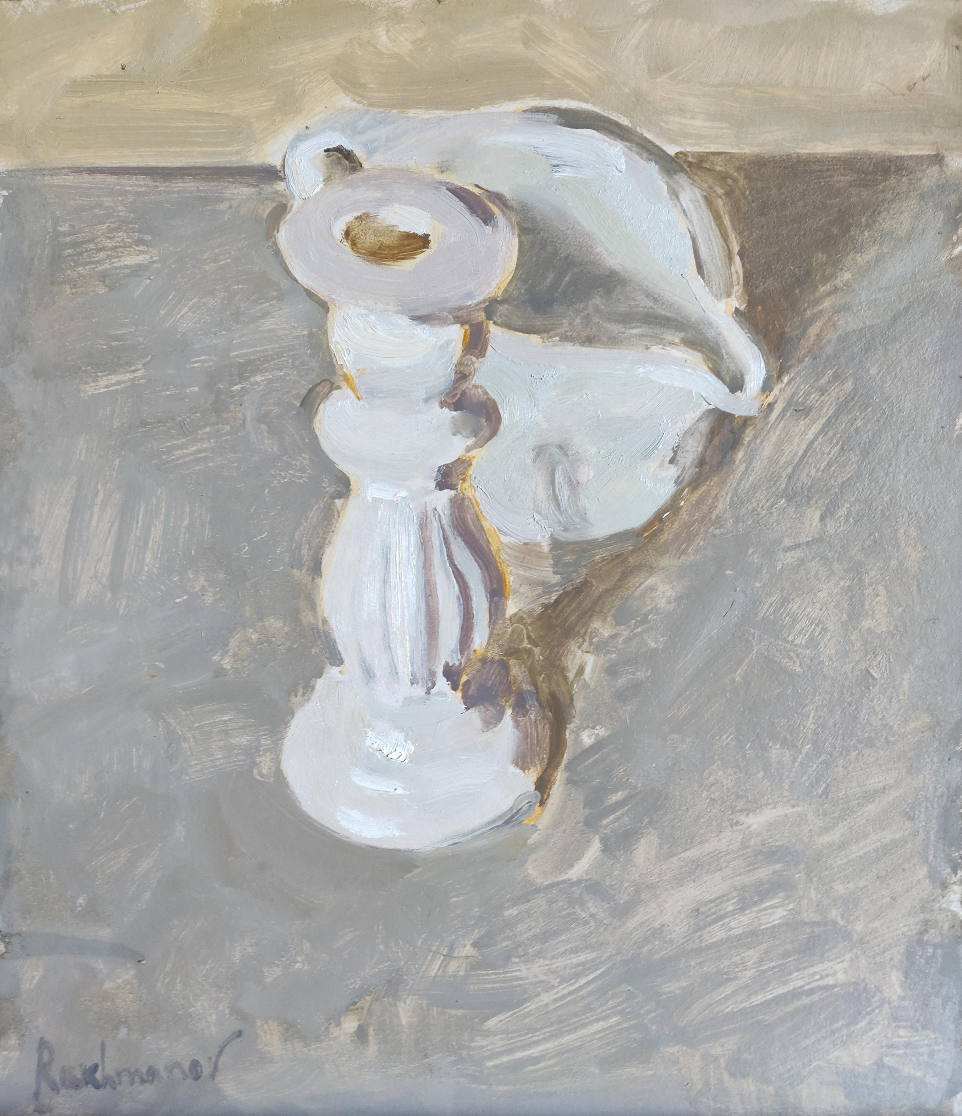Still Life №10 - 21st Century Contemporary Minimalist Oil Painting