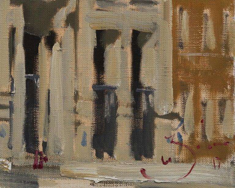 Basilica di San Giovanni in Laterano - 21st Century Contemporary Rome Painting For Sale 3