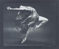 """Natalia Makarova ""  vintage photography. American ballet company"