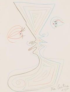 Desire by Jean Cocteau