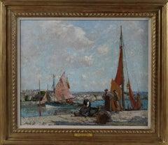 Red Sails at Honfleur